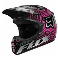 Fox V1 Vortex Full Face Motorcycle Helmet