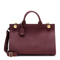 Ephson leather tote
