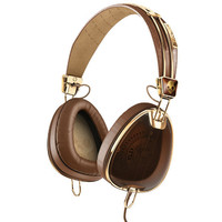 Skullcandy Roc Nation Aviator Headphones Brown One Size For Men 19957940001