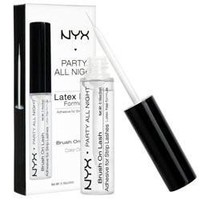 NYX - Party All Night - Latex Free Eyelash Glue Clear - ELG03