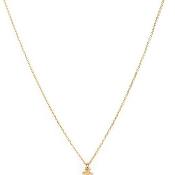 "Gold ""Anchors Away"" Necklace by Juicy Couture, O/S"