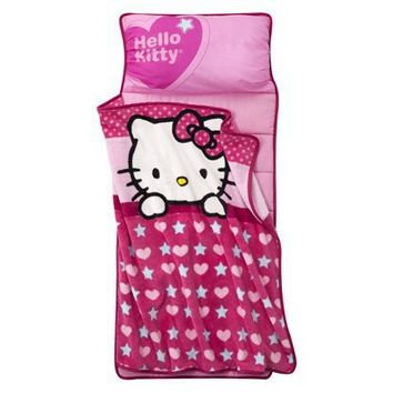 Lambs & Ivy Hello Kitty Nap Mat - Pink (Toddler)