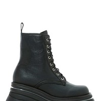 Jeffrey Campbell Let's Go Combat Boot