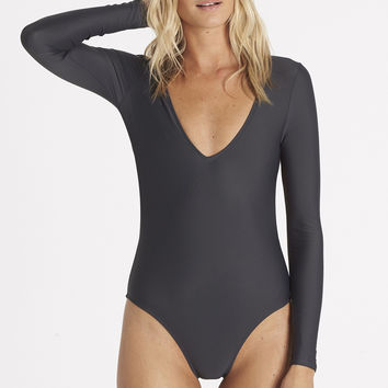 Billabong - Surf More Bodysuit | Black Sands