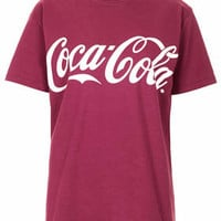 COCA COLA T-SHIRT BY TEE AND CAKE