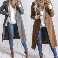 Women's Vintage Style Winter Coat - Cool Coat