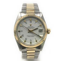 Rolex Datejust swiss-automatic womens Watch 6827 (Certified Pre-owned)