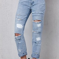PacSun Tracks Ripped Boyfriend Jeans at PacSun.com