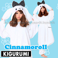 Original Sazac Kigurumi Onesuit Sanrio Cinnanoroll Cosplay Costume Party Pajamas on eBay!