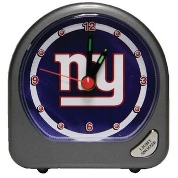 New York Giants - Logo Alarm Clock