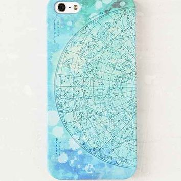 UO Custom iPhone 5/5s Case- Blue One