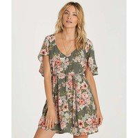 Billabong Women's Fine Flutter Dress | Clover