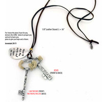 Truth Keys Necklace {more colors}