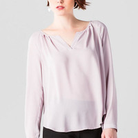 Ramada Solid Blouse