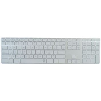 Ezquest Apple Wired Keyboard With Numeric Keypad Us And Iso Invisible Keyboard Cover