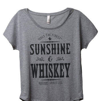 Sunshine and Whiskey
