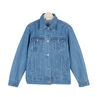 Clean Blue Denim Jacket
