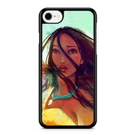 Disney Princess Pocahontas Paint Iphone 8 Case