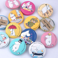 Moomin handmade badges  - Other Fashion Acc