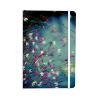 "Ann Barnes ""Monet's Dream"" Dark Flower Everything Notebook"