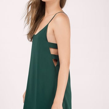 Vana Bar Shift Dress