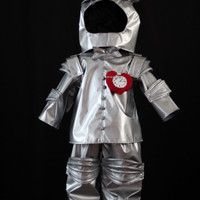 Tin Man Custom Costume