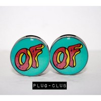Odd Future Plugs by plug-Club