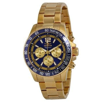 Invicta Signature II Gold-plated Stainless Steel Mens Watch 7410