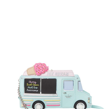 Kate Spade New York Flavor of The Month Ice Cream Truck Crossbody