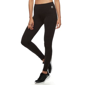 Women's FILA SPORT® Brushed Back Running Leggings