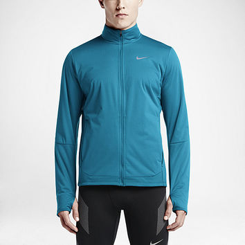 The Nike Shield 2.0 Men's Running Jacket.