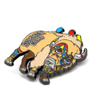 The Official Summer Camp Bison Pin