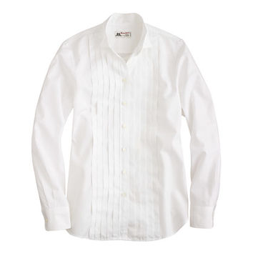 Thomas Mason For J.Crew Tuxedo Shirt