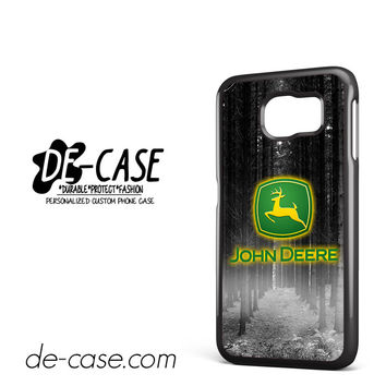 John Deere Zoo Green For Samsung Galaxy S6 Samsung Galaxy S6 Edge Samsung Galaxy S6 Edge Plus Case Phone Case Gift Present