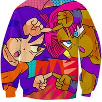 Trunks Vs. Gohan Sweatshirt