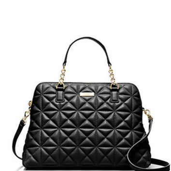 Kate Spade New York Whitaker Place Small Quilted Rachelle Satchel