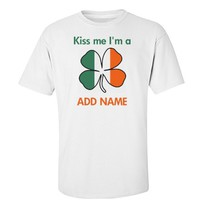Custom irish Name Shirt: Global
