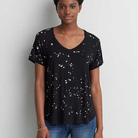 AEO Soft & Sexy Favorite T-Shirt , Black