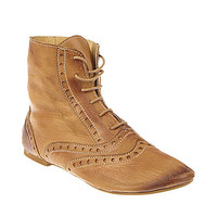 Steve Madden - WESTONN COGNAC LEATHER