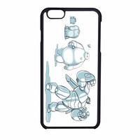 Baymax Evolution iPhone 6 Case