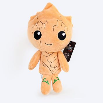 Doll Baby Kids Plush Toys Guardians of Galaxy 2 Star Lord comforting Sofa Gift Action Figure Bunny Cushion Tree Man Groot