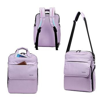 Tigernu Multifunction women backpack fashion youth korean style shoulder bag laptop backpack schoolbags for teenager girls boys