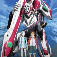 Eureka Seven: The Complete Series [Blu-ray/DVD] [10 Discs]