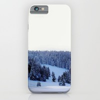 Winter Winter #society6 iPhone & iPod Case by 83oranges.com