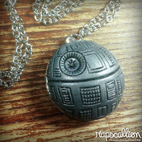Death Star Inspired Locket