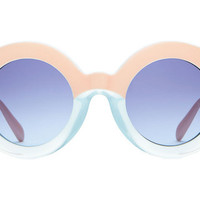 The Hanoi Weekend - Matte Light Pink & Semitranslucent Sky Blue