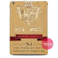 Clive Christian No1 Imperial Jubilee 50ml Gold iPad Case 2, 3, 4, Air, Mini Cover