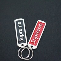 ca DCCK Supreme Key chains SUP pendant key ring accessories