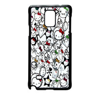Tokidoki For Hello Kitty Samsung Galaxy Note 4 Case