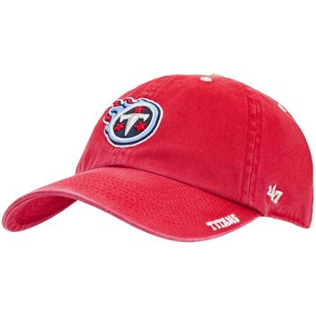 Tennessee Titans - Logo Ice Adjustable Cap